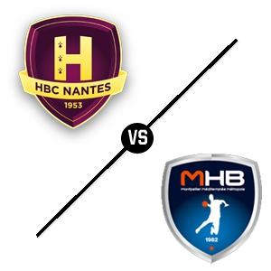 HBC Nantes - Montpellier HB @ Palais des Sports de Beaulieu - NANTES