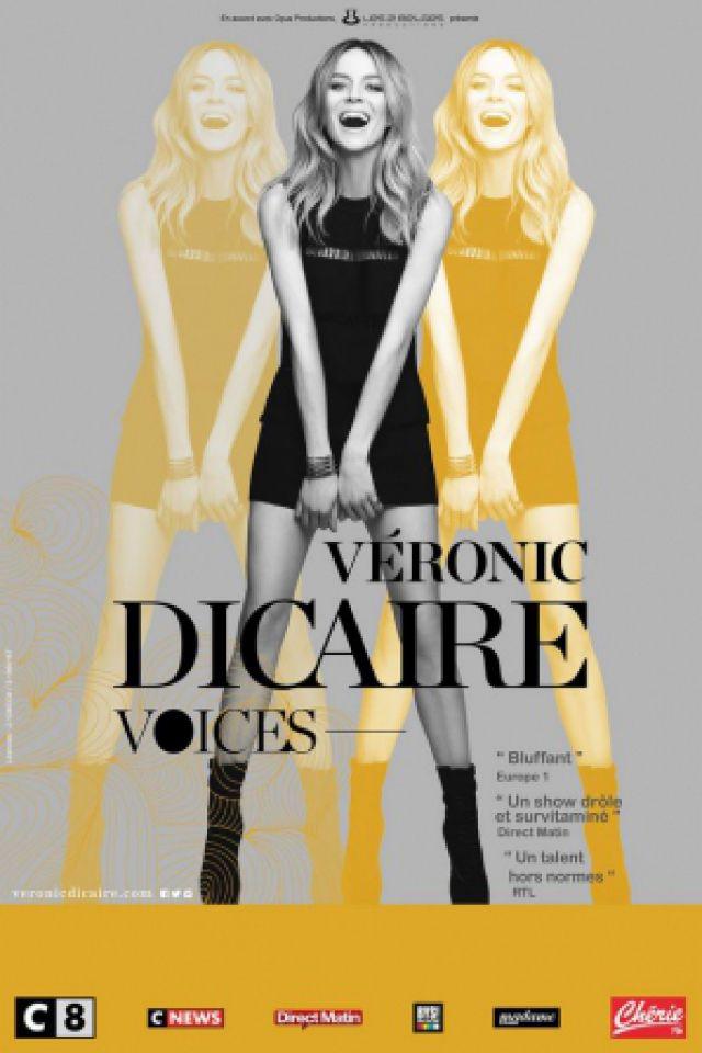 VERONIC DICAIRE @ Palais D'Auron - Bourges