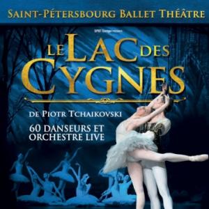 Le Lac des Cygnes @ Le Vinci - Auditorium François 1er - Tours