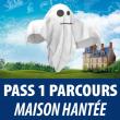 1 PARCOURS MAISON HANTEE (Pass découverte)