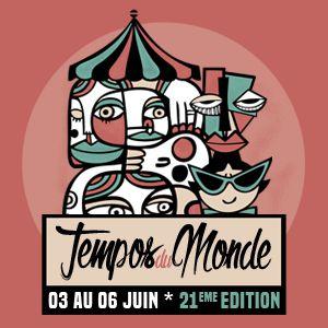 Festival Tempos Du Monde - Pass 2 Jours