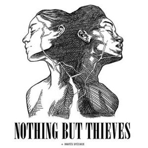 NOTHING BUT THIEVES + guest @ L'AERONEF - LILLE