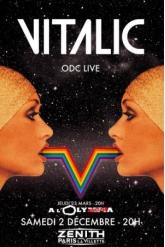Concert VITALIC  - ODC live + GUESTS : DBFC & ACID ARAB