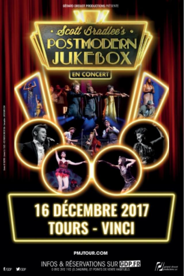 SCOTT BRADLEE'S POSTMODERN JUKEBOX @ Le Vinci - Auditorium François 1er - Tours
