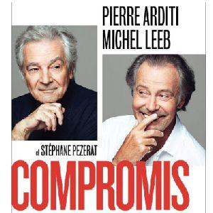 Compromis Pierre Arditi - Michel Leeb