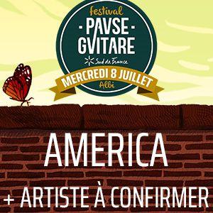 America + Artiste À Confirmer
