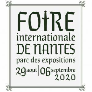 Foire Internationale Nantes 2020