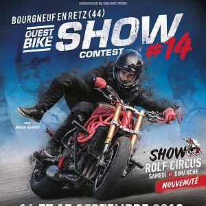 Ouest Bike Show Contest 2019 - Pass Dimanche