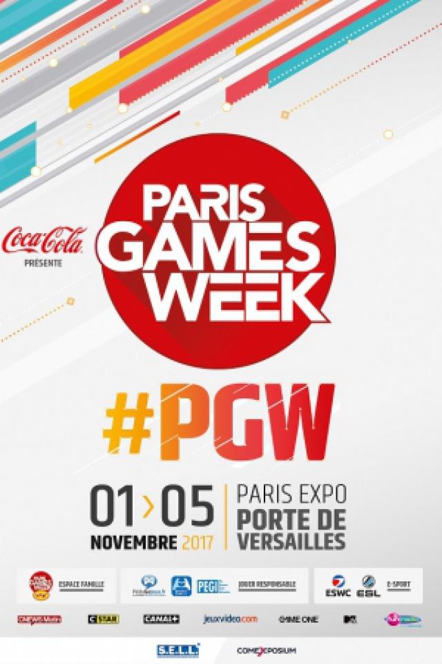 Paris Games Week by Coca-Cola @ Paris expo Porte de Versailles - PARIS