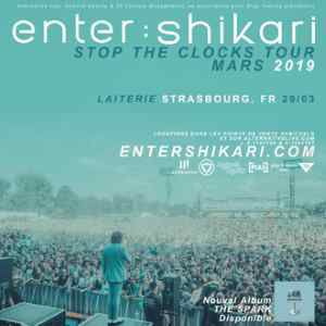 Enter Shikari + As It Is