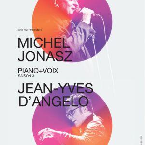 MICHEL JONASZ « Piano voix saison 3 » @ Théâtre Jean Ferrat - FOURMIES