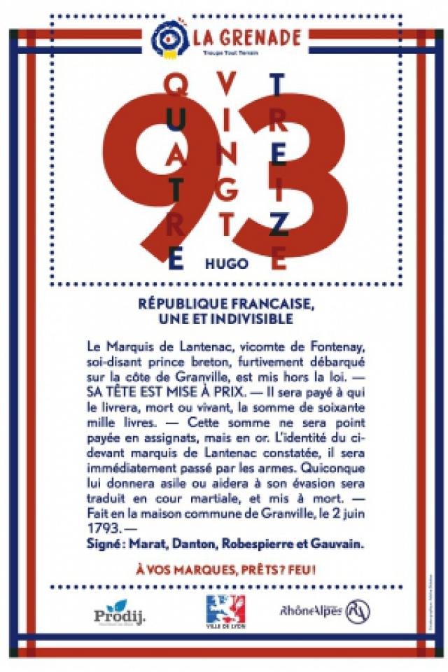 Quatre-vingt Treize @ Le Galet (assis) - REYRIEUX