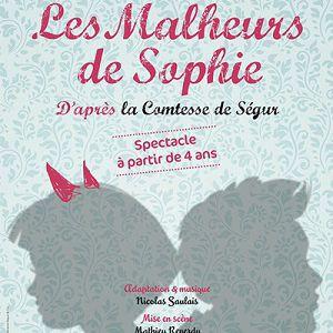 Les Malheurs de Sophie @ Cabaret - Essaïon Theatre - PARIS