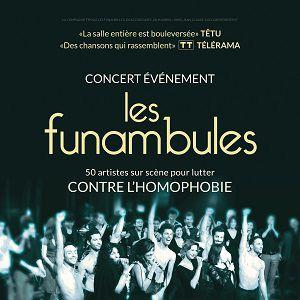 LES FUNAMBULES @ Alhambra - Paris