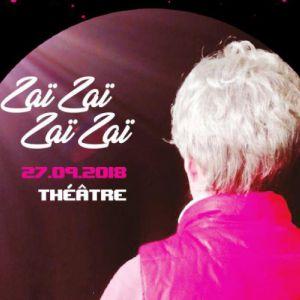Zai Zai Zai Zai par la Compagnie Mash-Up @ CSC LA BLAISERIE - POITIERS
