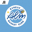 Match NBH - EVREUX à REZÉ @ Salle sportive métropolitaine de Rezé - Billets & Places