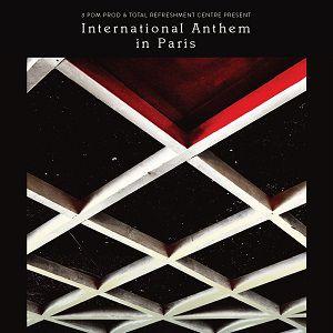 Concert INTERNATIONAL ANTHEM IN PARIS