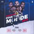 Match FRANCE / TURQUIE à PAU @ Palais des Sports de Pau - Billets & Places