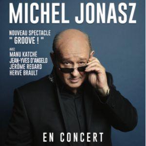 """Michel Jonasz - Nouveau Spectacle """"Groove!"""""""