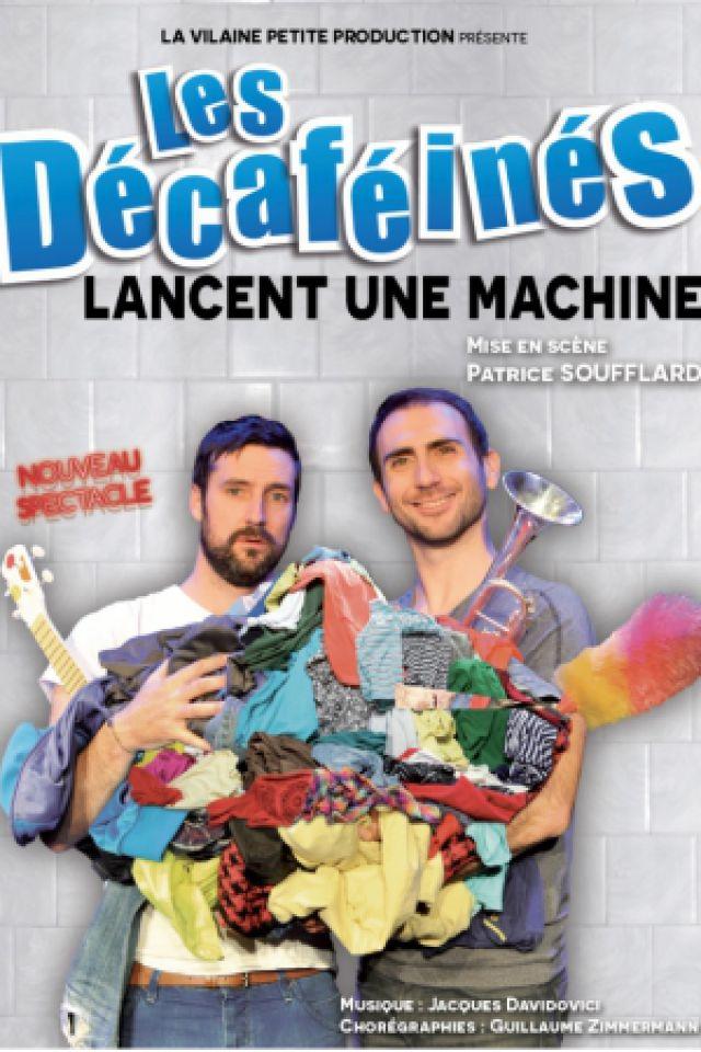 Les Décaféinés @ Oméga Live - Toulon