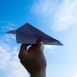 Atelier Avion & fusée en papier