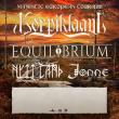Concert KORPIKLAANI + EQUILIBRIUM + NYTTLAND + JONNE à RAMONVILLE @ LE BIKINI - Billets & Places