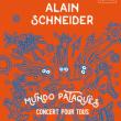 Concert Alain Schneider