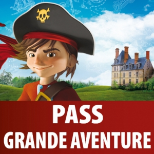 PASS GRANDE AVENTURE PERIODE JAUNE @ Château des Aventuriers - AVRILLÉ