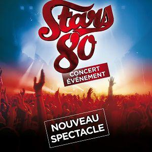 STARS 80 - TRIOMPHE @ Zénith d'Auvergne -  Cournon