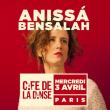 Concert Anissa Bensalah au Café de la Danse