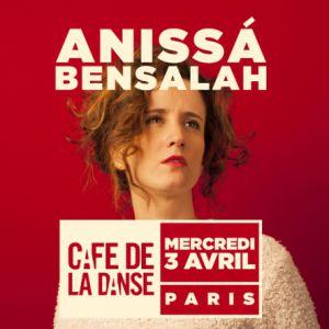 Anissa Bensalah Au Café De La Danse