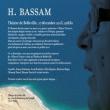 CONCERT HOMMAGE H. BASSAM à PARIS @ THEATRE DE BELLEVILLE - Billets & Places