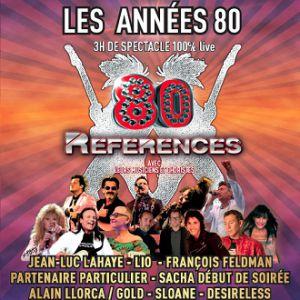 LES ANNÉES 80 @ Parc des Expositions - Chalon sur Saône