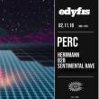 Soirée EDYFIS à PARIS @ Le Rex Club - Billets & Places