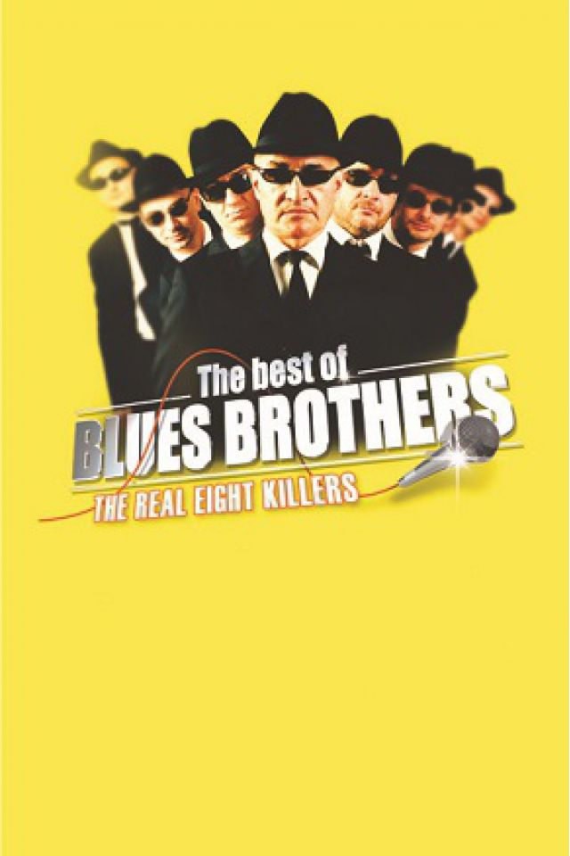 The Blues Brothers  Eight Killers @ le Dancing - LOUBRESSAC