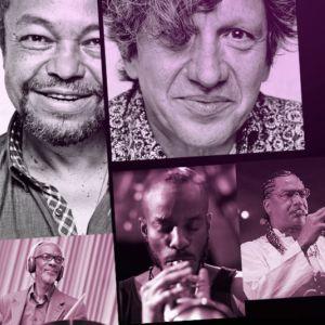 Jowee Omicil, Jc Montredon, Franck Nicolas - Cz Festival #3
