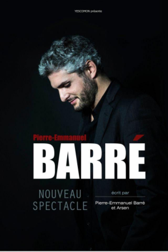 PIERRE-EMMANUEL BARRÉ @ Salle Marcel Sembat - Chalon sur Saône