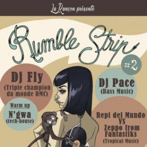 La Rançon présente : Rumble Strip #2 @ Le Ferrailleur - Nantes