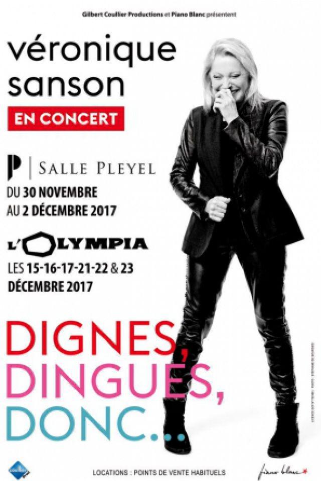 VERONIQUE SANSON @ Le Vinci - Auditorium François 1er - Tours