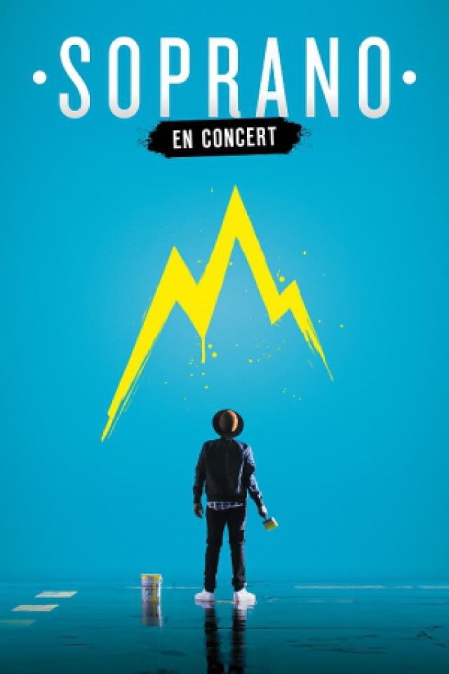 Concert SOPRANO à NICE @ Le Palais Nikaia - Billets & Places