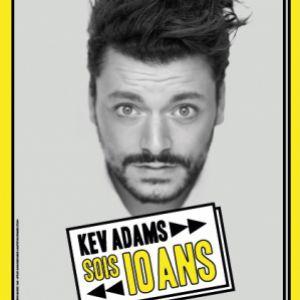 KEV ADAMS @ L'ESPACE DE FORGES - FORGES LES EAUX