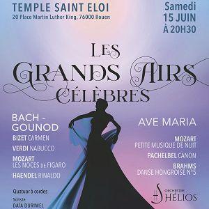 Les Grands Airs Et Ballets D'opera