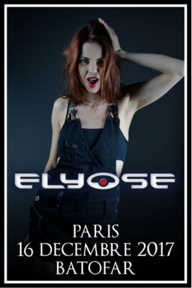 Elyose @ Le Batofar - Paris