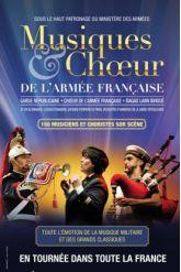 Billets MUSIQUES ET CHŒUR DE L'ARMEE FRANCAISE - Zénith Arena