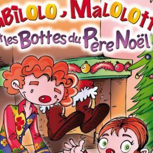 Gabilolo, Malolotte et les bottes du Père Noël @ Théâtre de Jeanne - NANTES