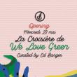 Concert LA CROISIÈRE WE LOVE GREEN à PARIS @ Safari Boat  - Billets & Places