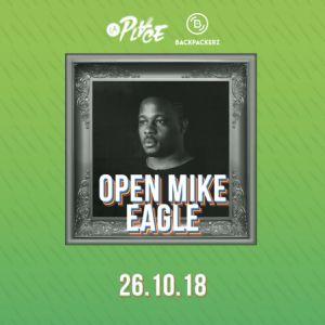 OPEN MIKE EAGLE @ La Place - PARIS