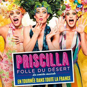 PRISCILLA FOLLE DU DESERT @ Maison de la Culture - CLERMONT FERRAND