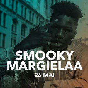 SMOOKY MARGIELAA @ La Place - PARIS