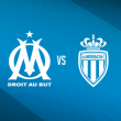 Match Olympique de Marseille - AS Monaco